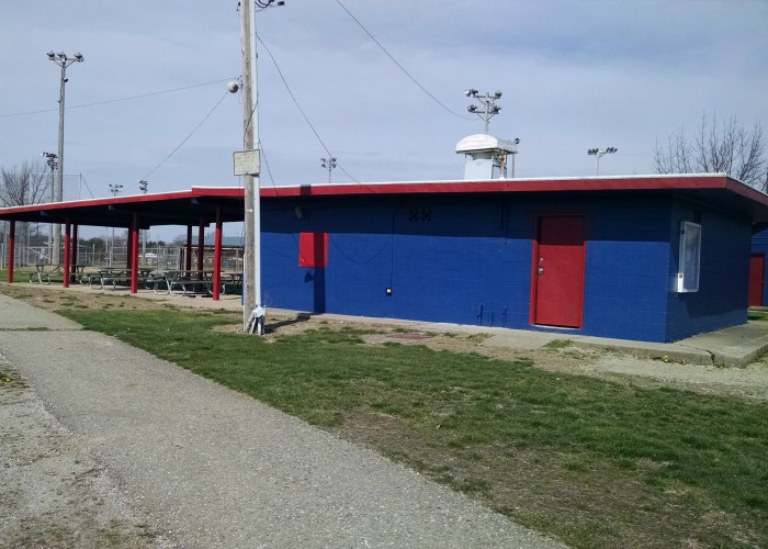 Pitsenbarger Sports Complex Concession
