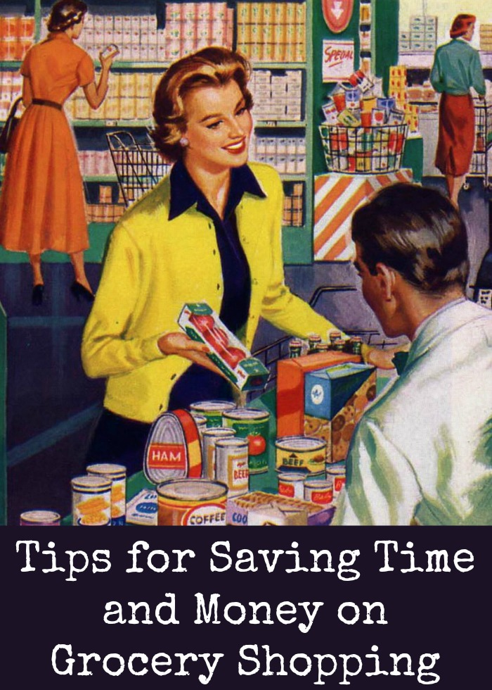 Tips for Saving Time and Money on Grocery Shopping