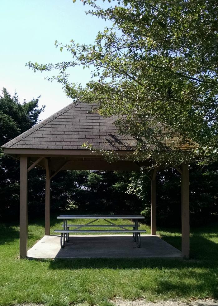 Picnic Shelter Robert M. Davis Park