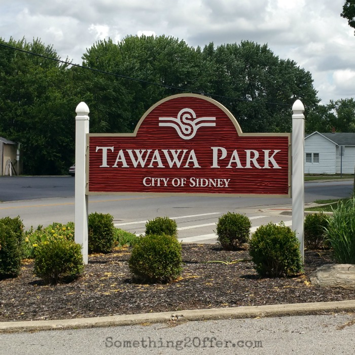 Tawawa Park Sidney, Ohio