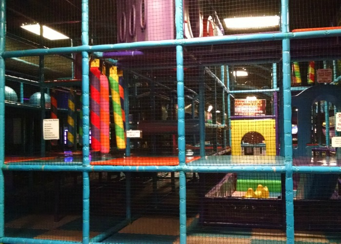 Ghostly Manor Play structure