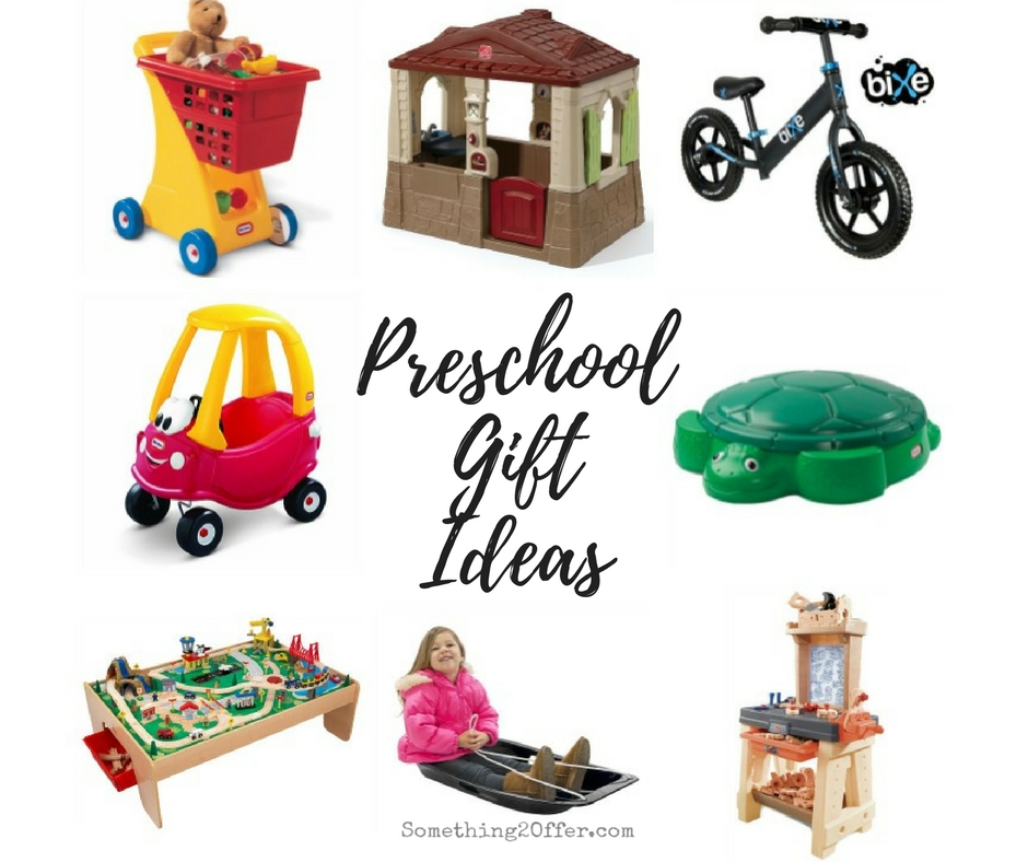 Preschool Gift Ideas