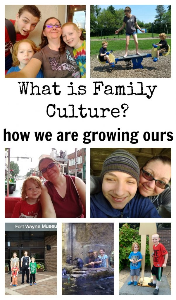 What is Family Culture how we are growing ours