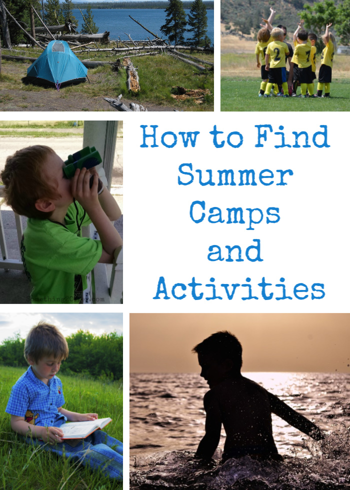 Camps and Activities