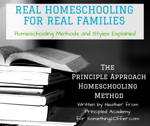 Real Homeschool Principle