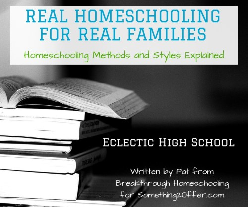 Real Homeschool eclectic
