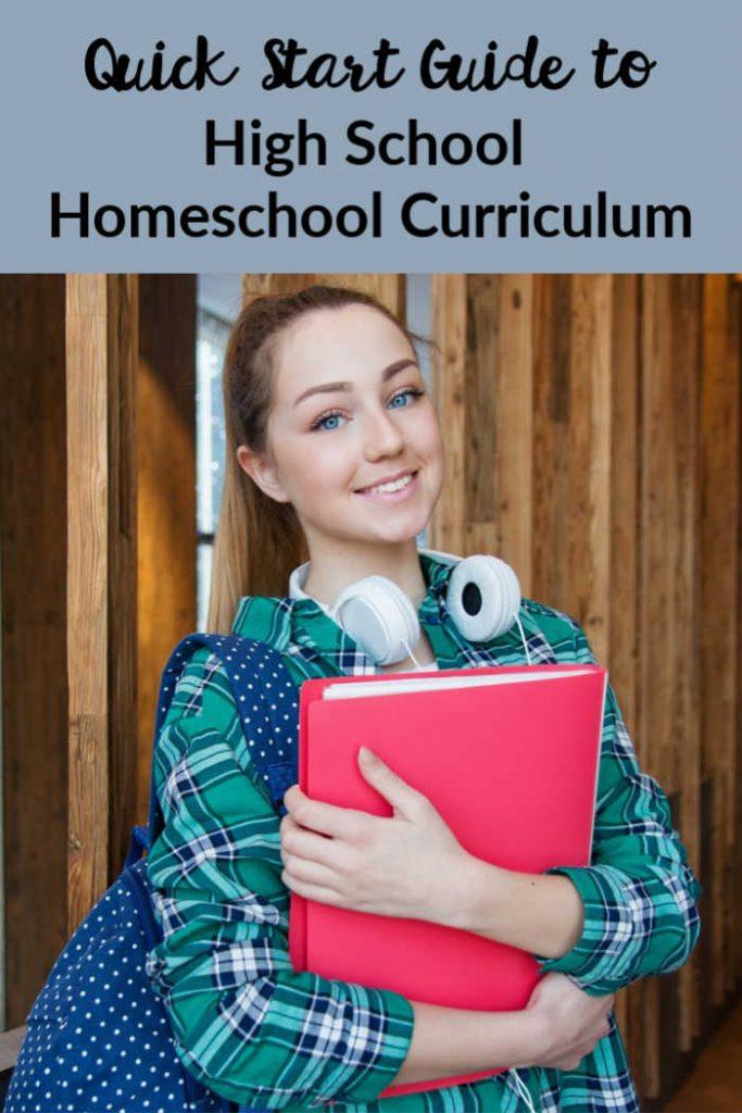 High School Homeschool Curriculum