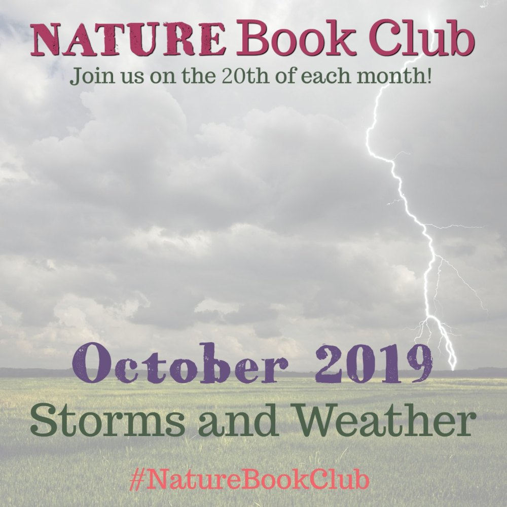 storms and weather nature book club