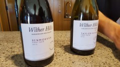 Wither Hills Benmorven & Taylor River Pinot Noir