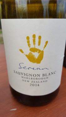 2014 Estate Sauvignon with a touch of barrel fermented Semillon.; mineral, peach, nectarine, gooseberry