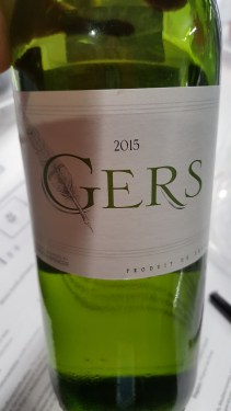 2015 Plaimont Producteurs Gers, South West France; citrus, sherbet, prickly and refreshing; £5.50