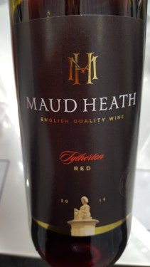 Maud Heath Tytherton Red Wiltshire England; Pinot Noir and Rondo; Blueberry, vanilla, red cherry, earth, thyme, savoury spice; £20