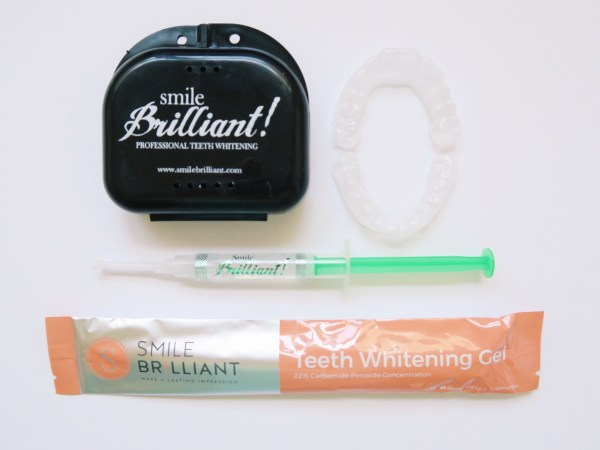 Teeth Whitening Smile Brilliant with Annie Young from Something About Navy