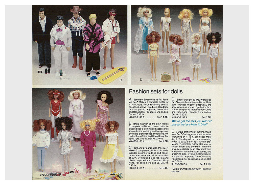Wish 1987 Jcpenney Book