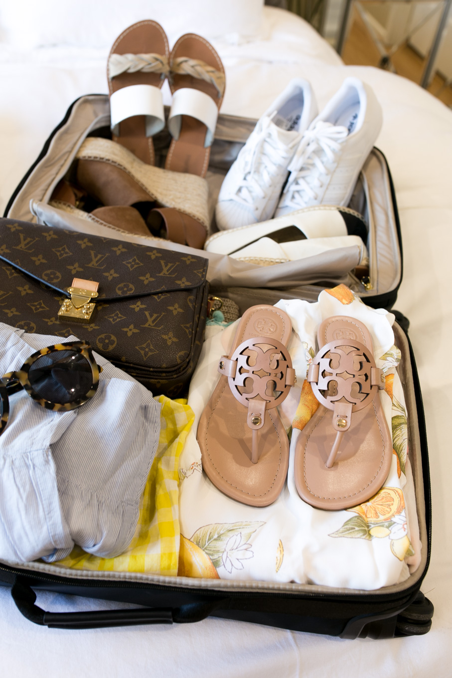 06510a9fb23d What Shoes to Pack for a Summer Vacation
