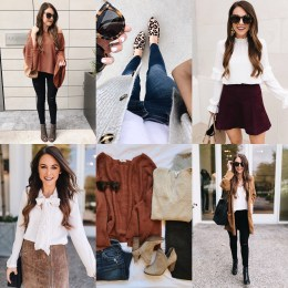 Style blogger Daryl-Ann Denner shares outfit details from her instagram @darylanndenner
