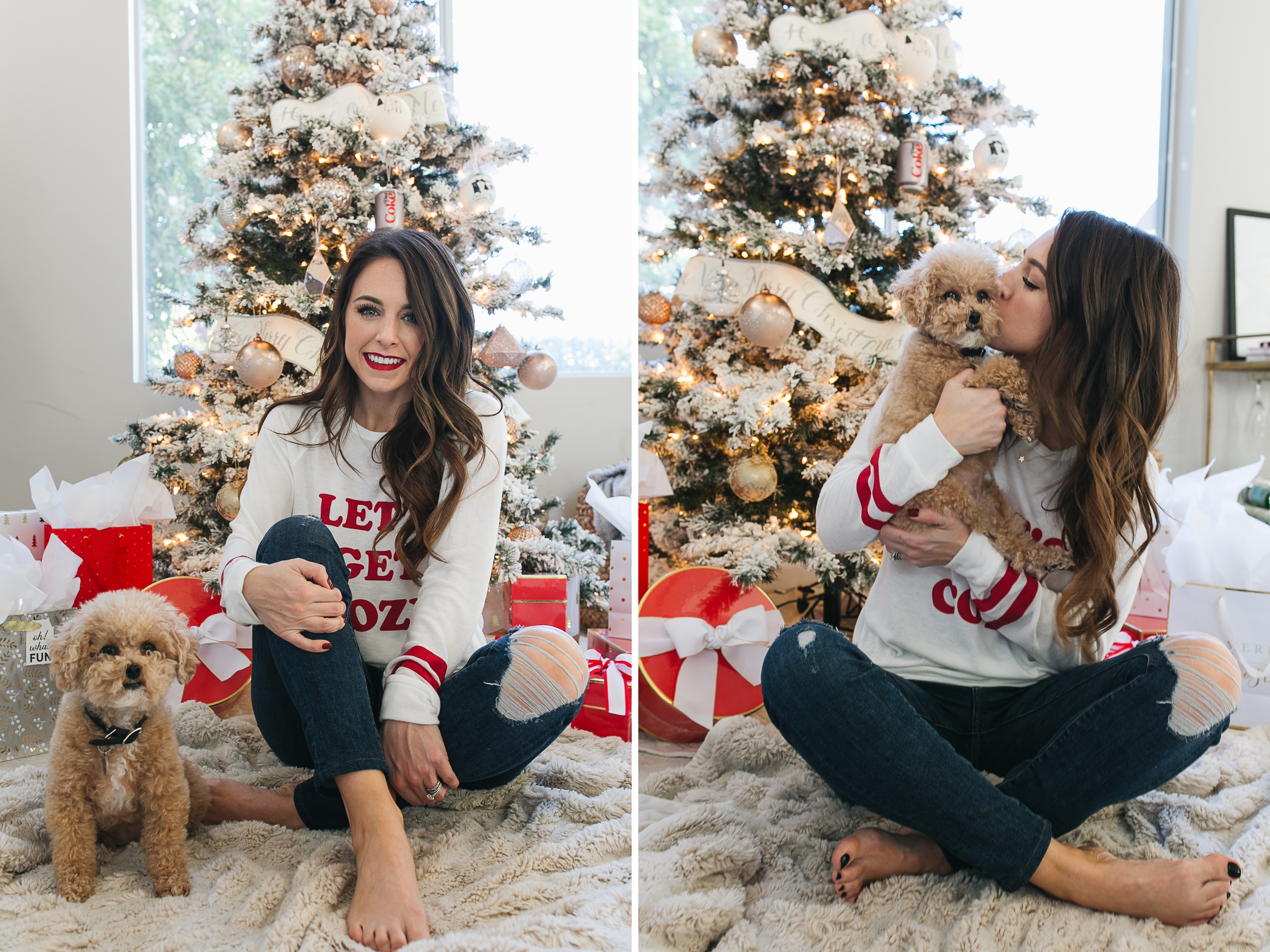 Style blogger Daryl-Ann Denner shares the best cyber Monday sales 2017 with their codes and the best gift ideas for the holidays
