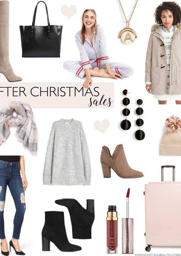 After Christmas Sales + Nordstrom Half-Yearly Sale