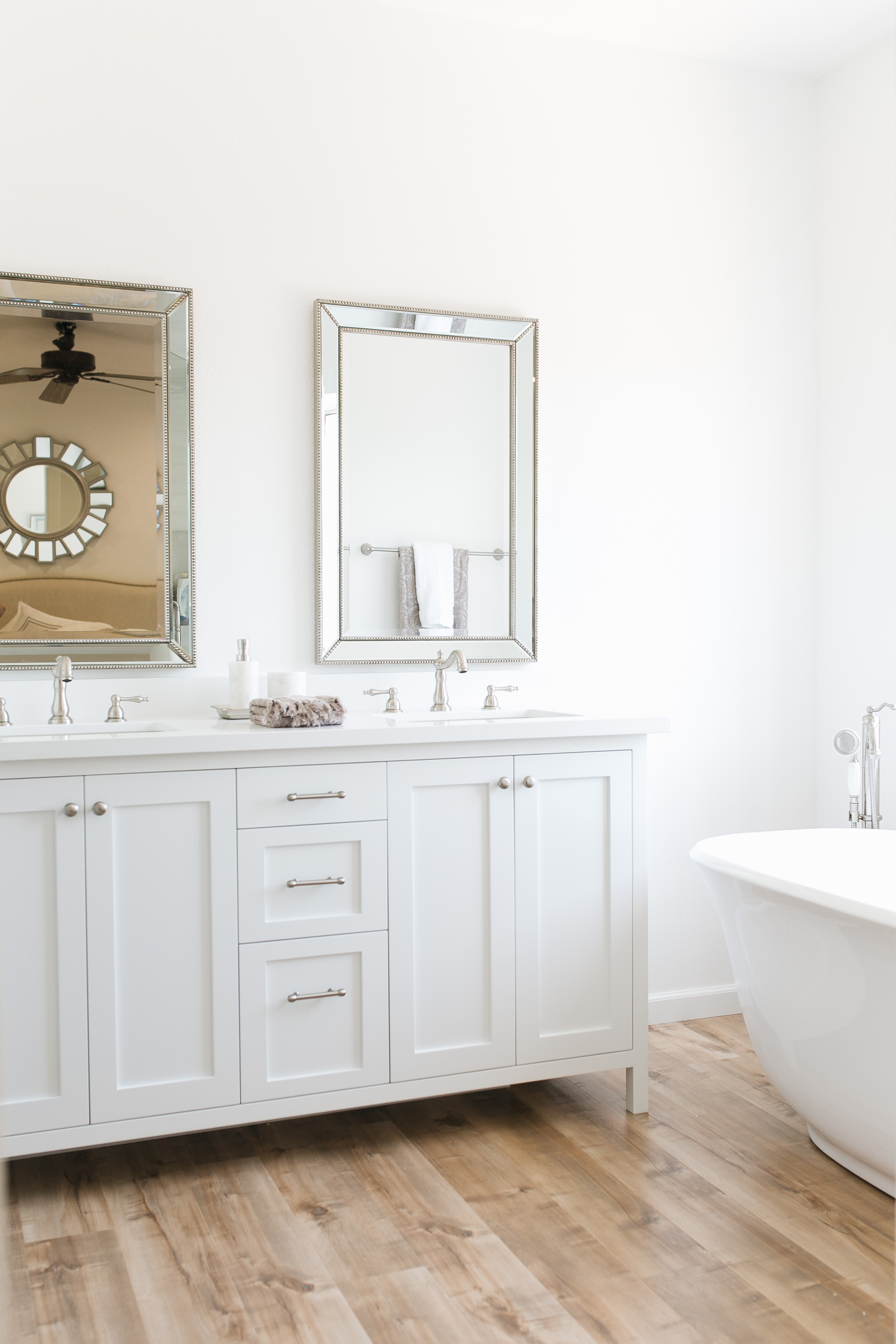 Master Bathroom Remodel | Something Beautiful