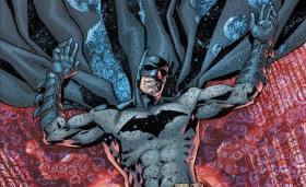 Batman is super dead, just like in Arkham Knight.