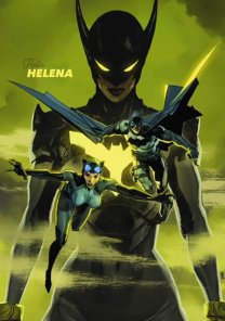 Helena Wayne of Tom King's Batman/Catwoman.