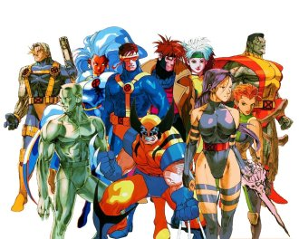 The X-Men characters Marvel refused to give us. Now DC should give us all of their characters.