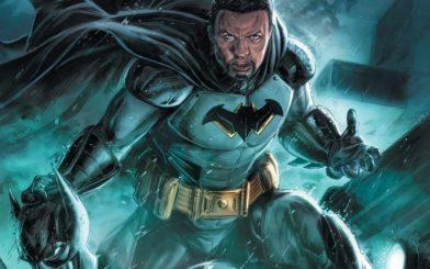 The Next Batman of Future State.