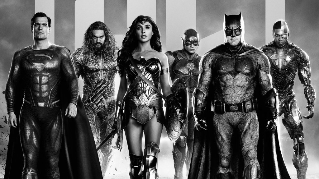 The heroes of the Snyder Cut.