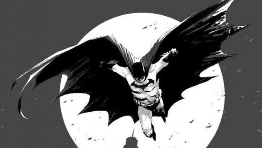 Batman in Batman: Black & White #5. Favorite comic after this week before Brzrkr.