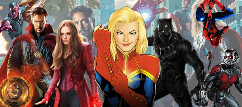 Likely Marvel heroes for a DC vs Marvel game.