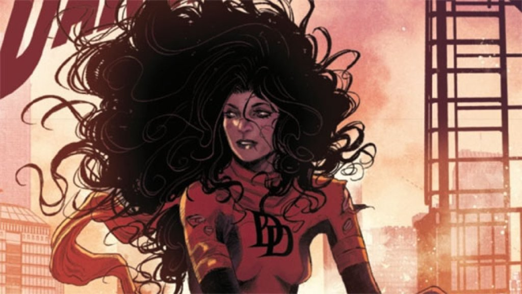 Elektra is the best Daredevil, Matt is the best Daredevil, Daredevil is just awesome.