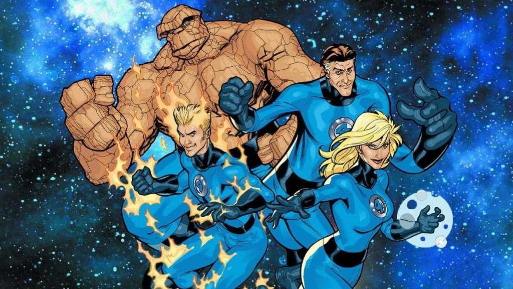 Fantastic Four for the DC vs Marvel NetherRealm game.