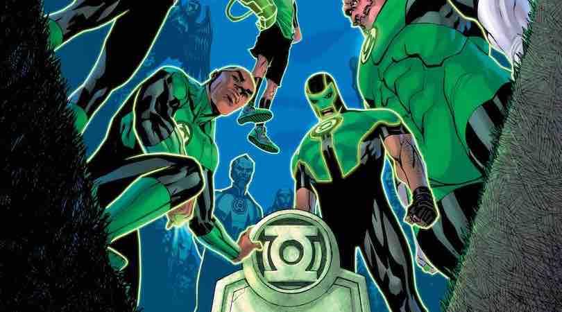 Thorne did John Stewart and Simon Baz dirty in Green Lantern #2.