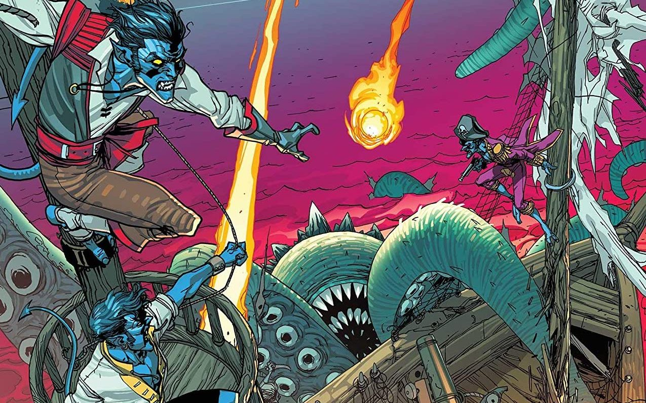 Nightcrawler is more than just a man, he is good.