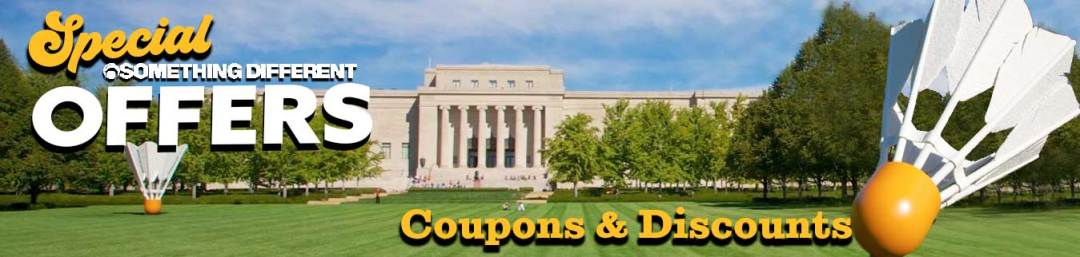Something Different Money Saving Coupons and Special Deals