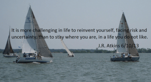 Reinvent Yourself by J.R. Atkins