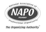 Dallas social media speaker J.R. Atkins recommends NAPO of organizational help