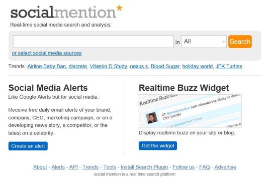 Dallas social media speaker J.R. Atkins recommends SocialMention