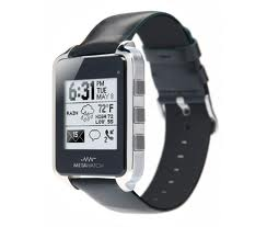 Mobile App Consultant J.R. Atkins likes the Meta Watch platform