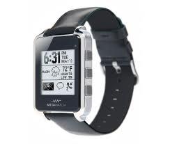 Mobile App Consultant J.R. Atkins likes the Meta Watch platform