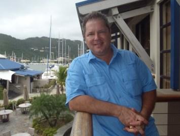 J.R. Atkins, Marketing Instructor & Charter Captain