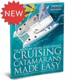 sail with J.R. Atkins, Cruising Catamarans Made Easy
