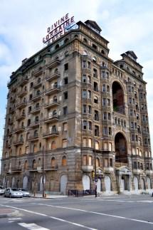 Divine Lorraine Hotel Eyes