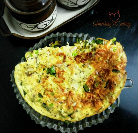 Country Omlette- Kerala- Eggs