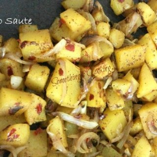 Potato Saute
