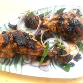 Saucy Chicken Drumsticks