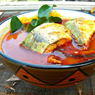 Mackerel Fish Curry (Ayala Curry)