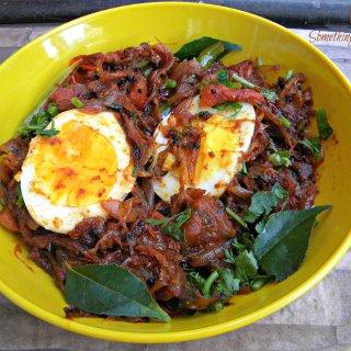 Egg Roast Kerala Style - Recipe - Image