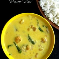 Kerala Style Prawns Stew