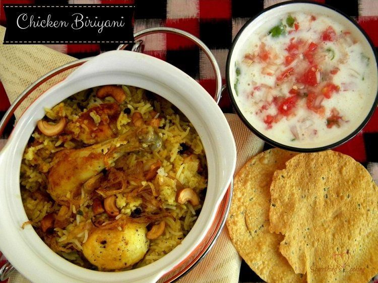 Chicken Biriyani | The Secret to making an easy Chicken Biriyani
